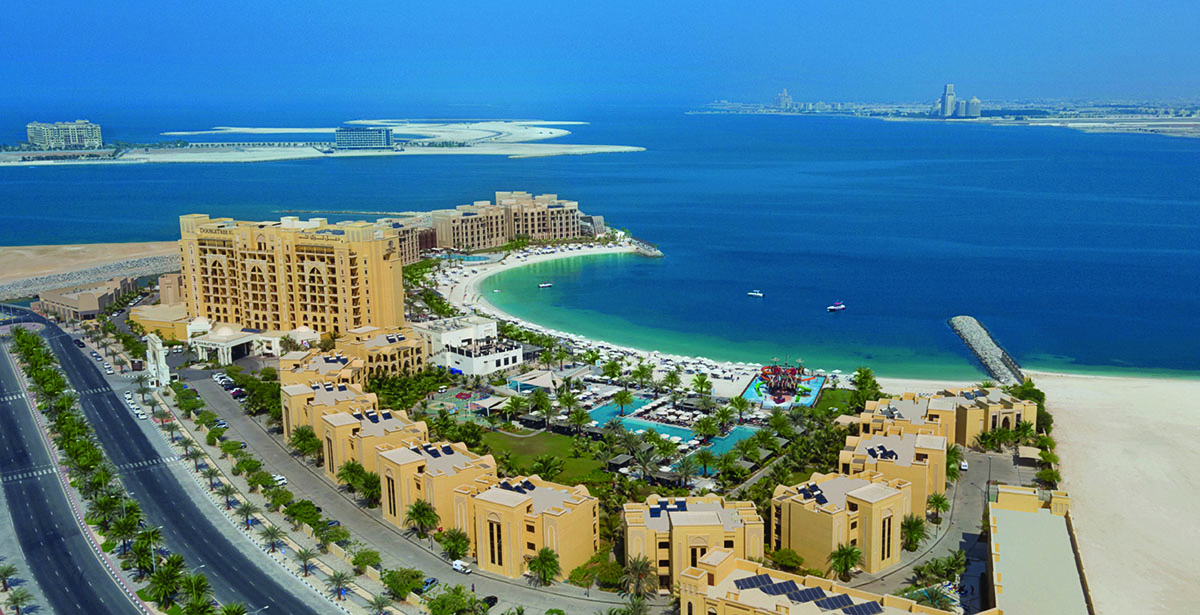 Hotel DoubleTree by Hilton Resort & Spa Marjan Island #2