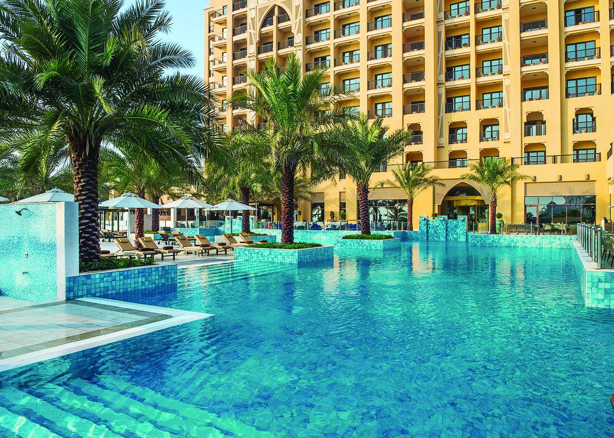 Hotel DoubleTree by Hilton Resort & Spa Marjan Island #3