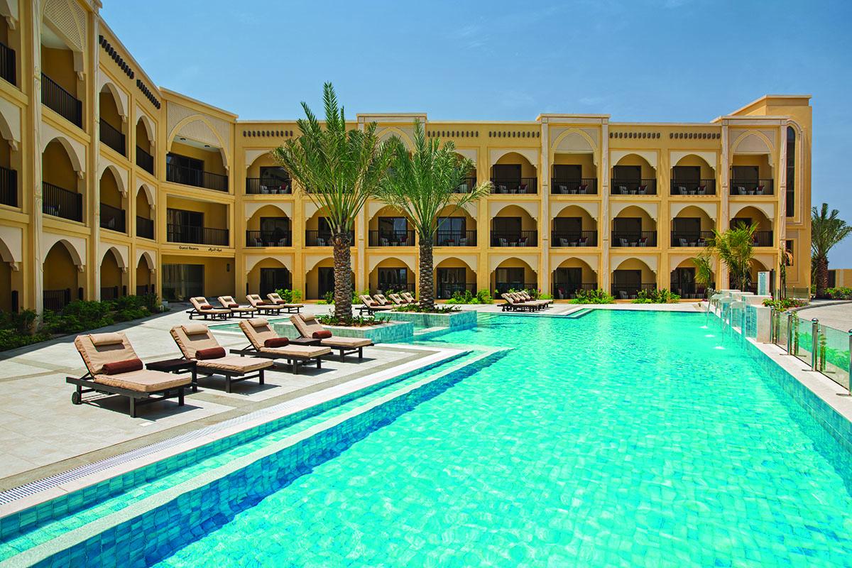 Hotel DoubleTree by Hilton Resort & Spa Marjan Island #4