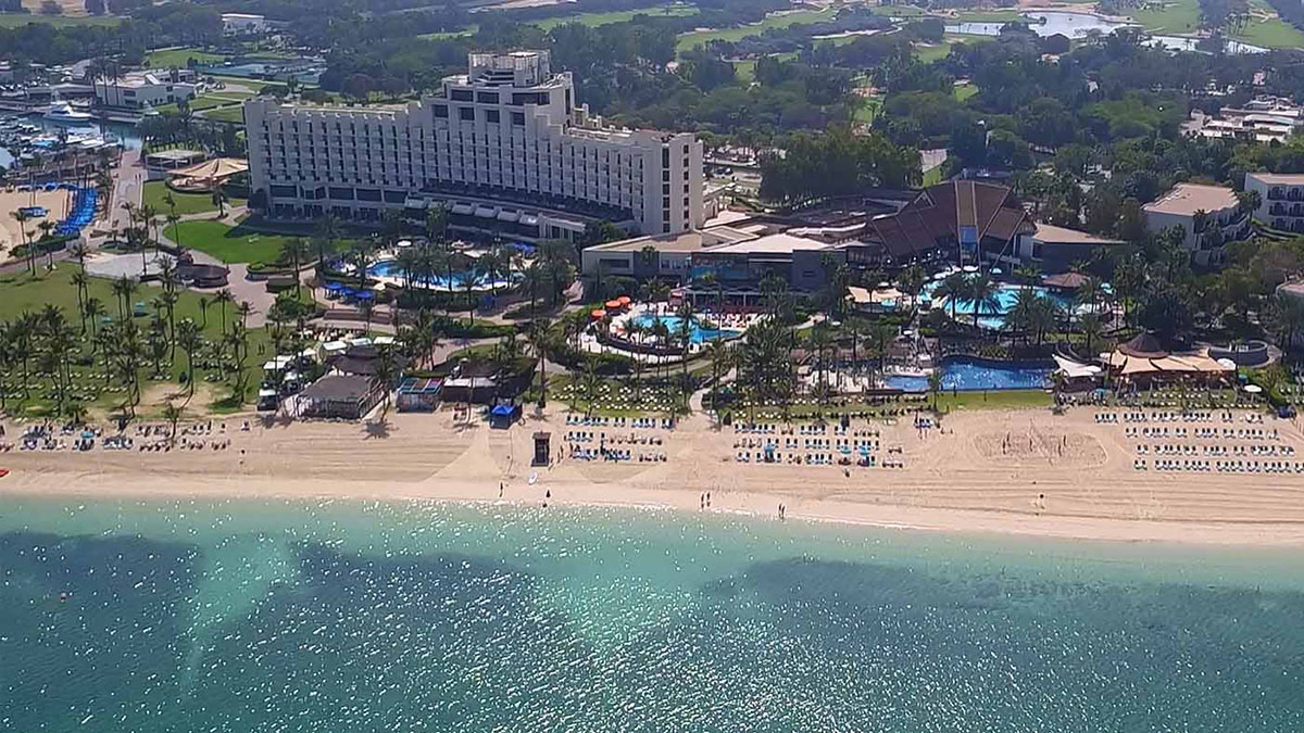 JA Beach Hotel #2