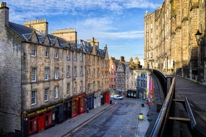 Prodloužený víkend v Edinburghu #3