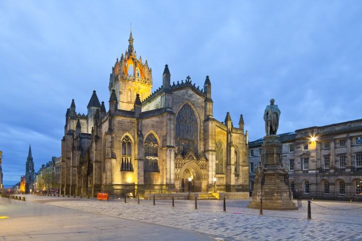 Prodloužený víkend v Edinburghu #4