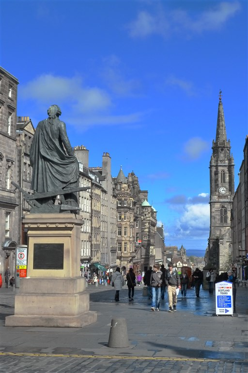Prodloužený víkend v Edinburghu #5