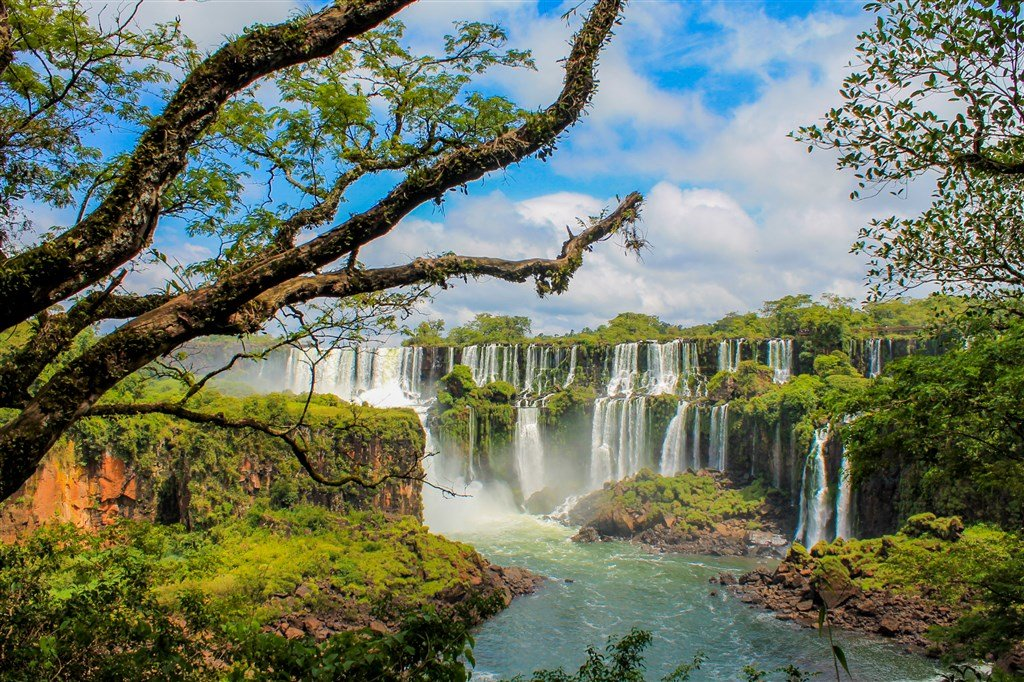 To nejlepší z Jižní Ameriky (Argentina - Uruguay - Paraguay - Brazílie)