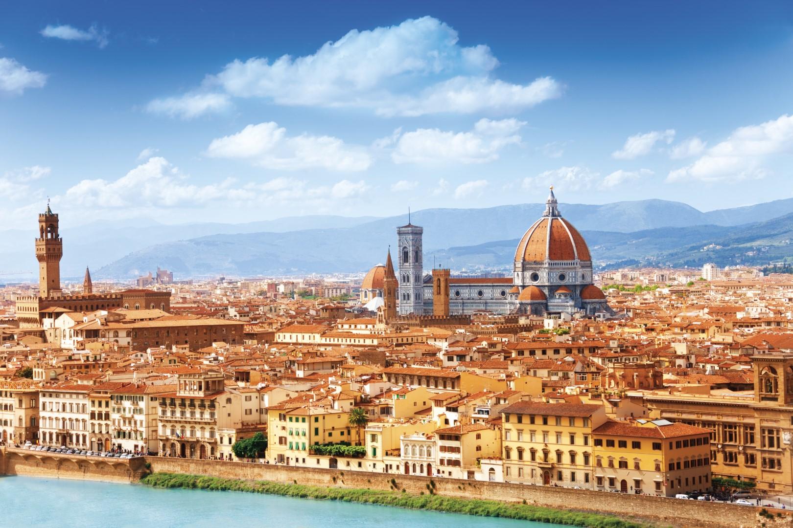 Řím - Florencie