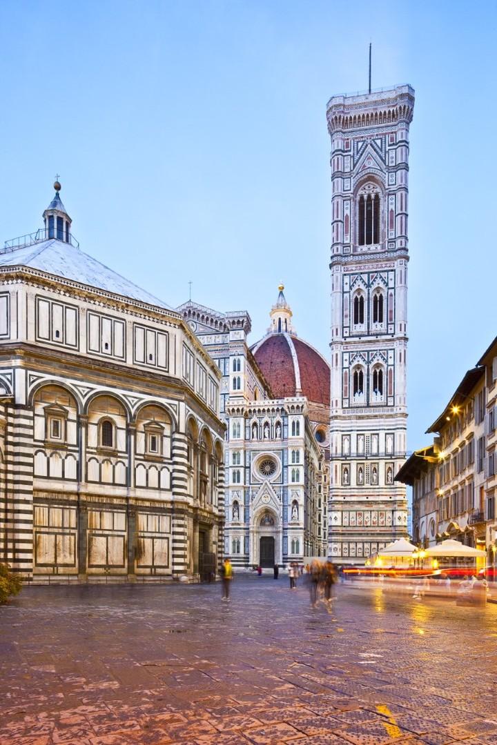 Řím - Florencie #4