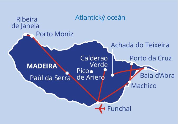 Turistika a koupání na Madeiře #2
