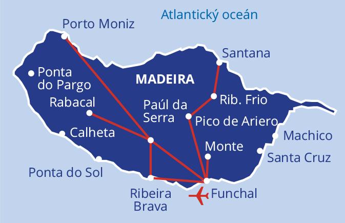Velký Okruh Madeirou #2