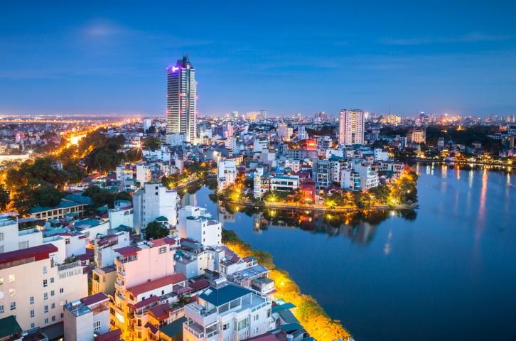 Panenskou krajinou severního Vietnamu #4
