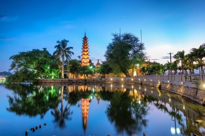 Panenskou krajinou severního Vietnamu #5