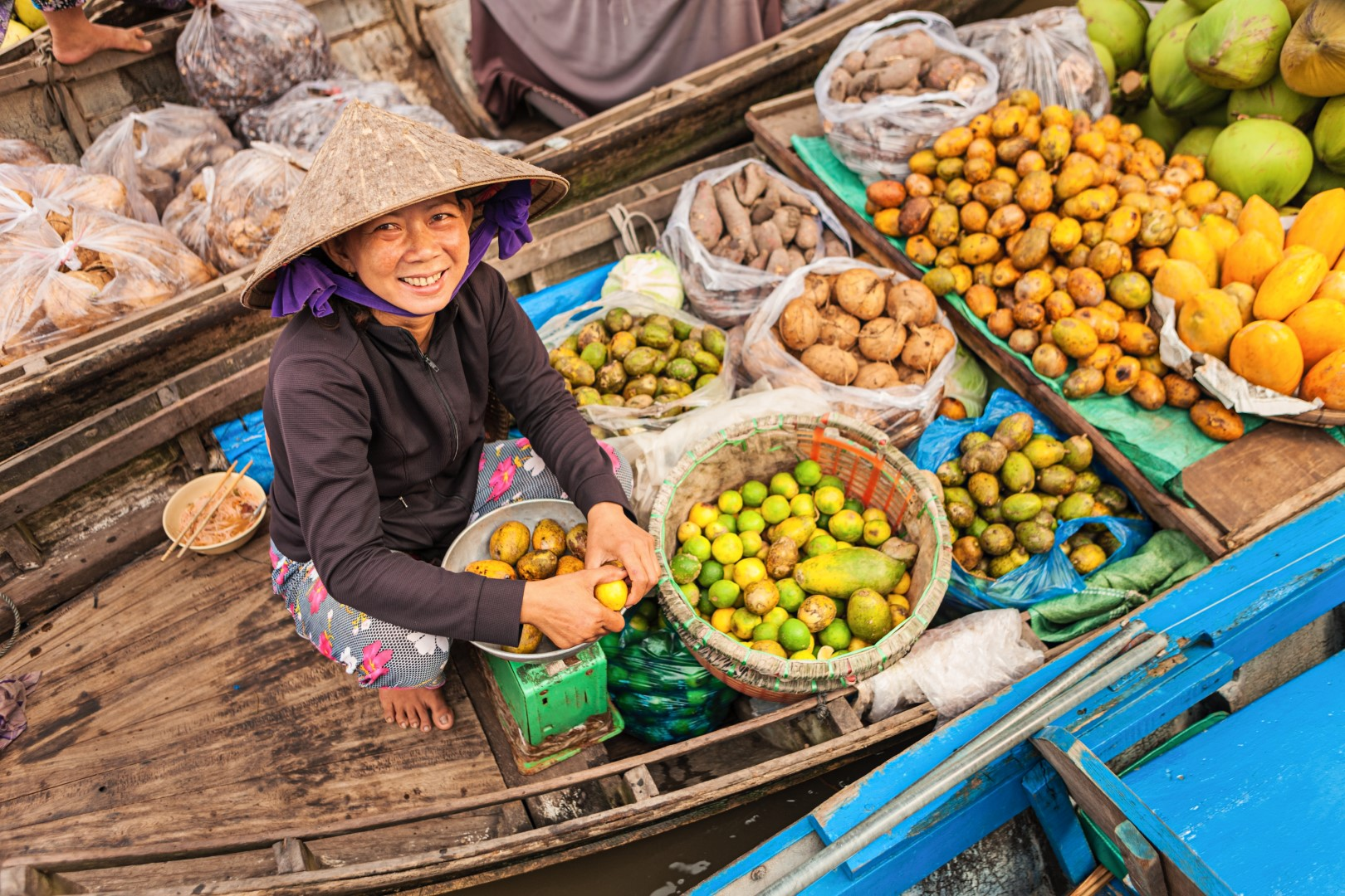 Panenskou krajinou severního Vietnamu #6