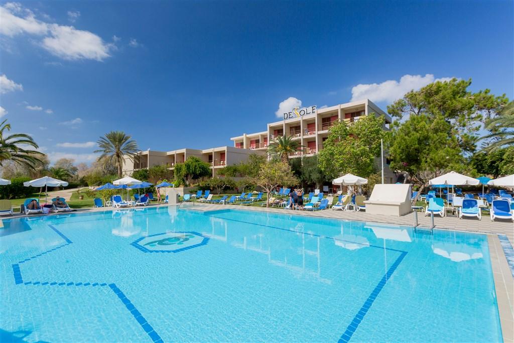 Hotel Dessole Malia Beach