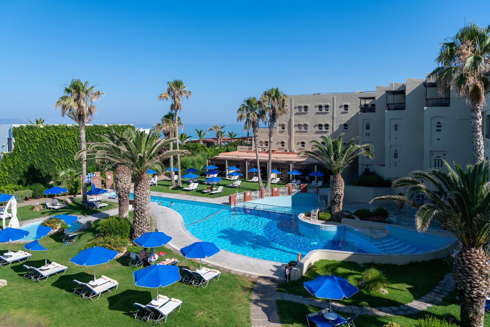 Hotel Aquila Rithymna Beach #2
