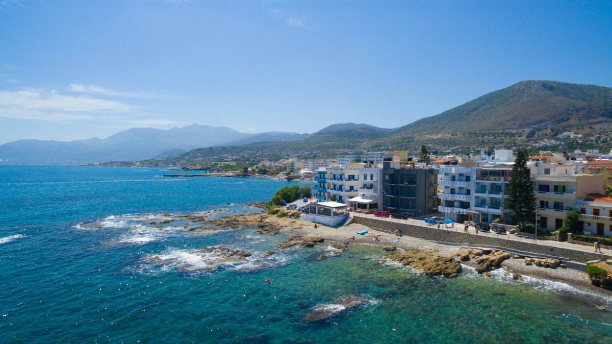 Hotel Serenity Blue