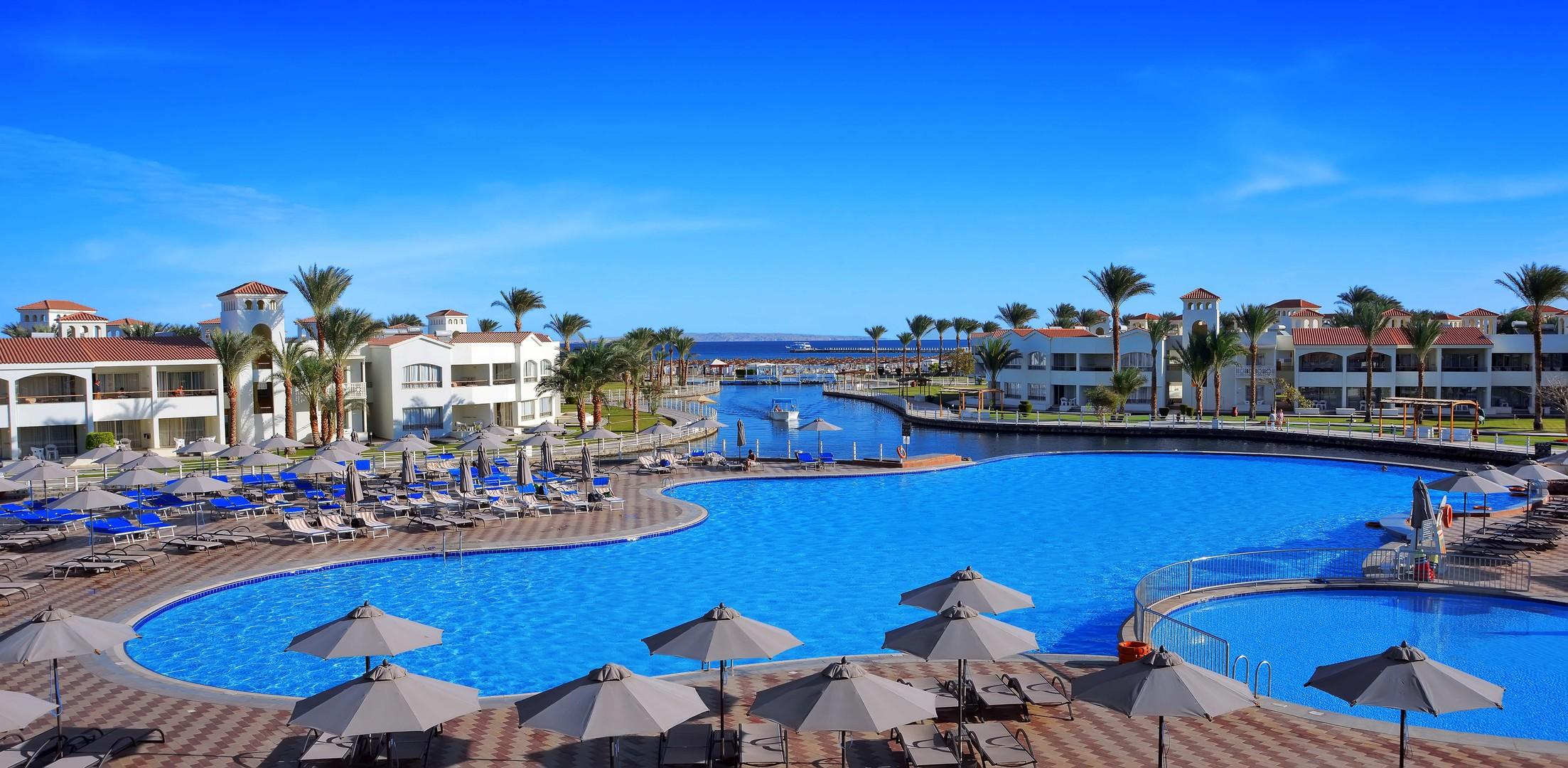 Hotel Pickalbatros - Dana Beach Resort