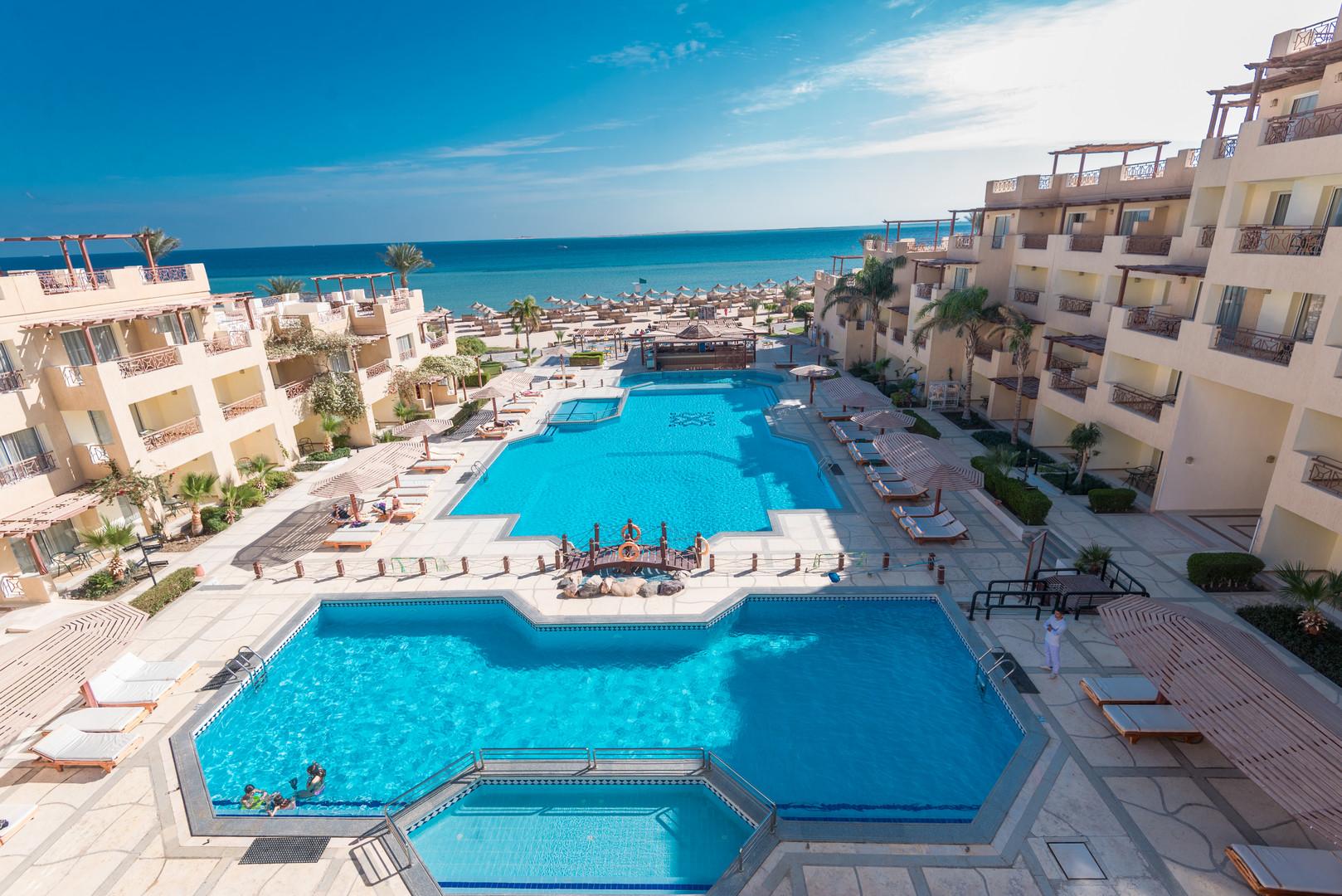 Hotel Imperial Shams Abu Soma Resort