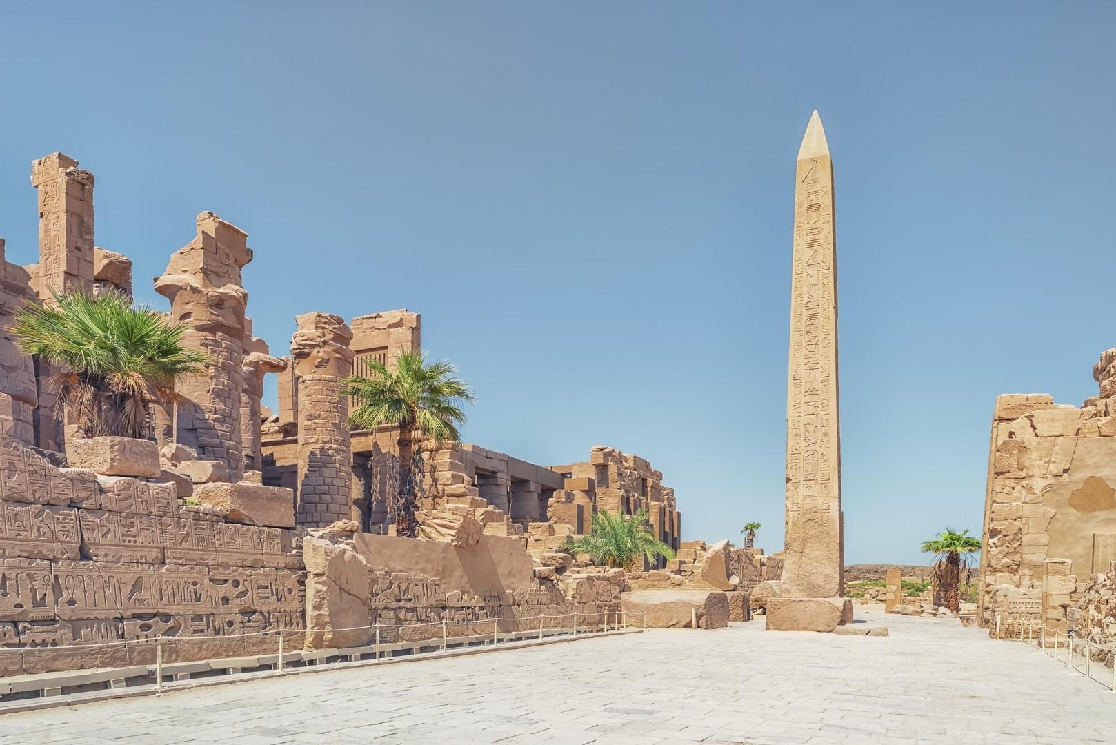 Egypt lodí po Nilu s pobytem u moře #4