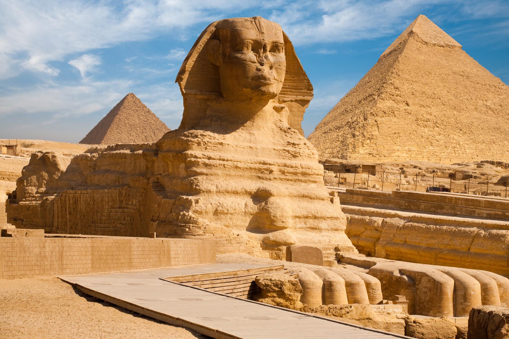 Malý okruh Egyptem s koupáním v Hurghadě