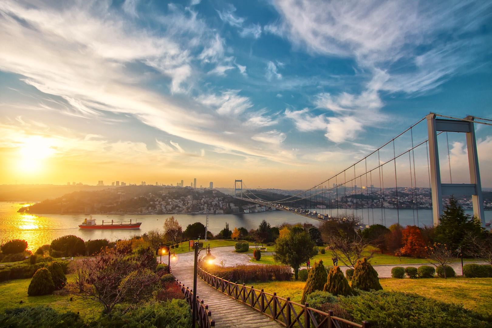 Istanbul - prodloužený víkend #2