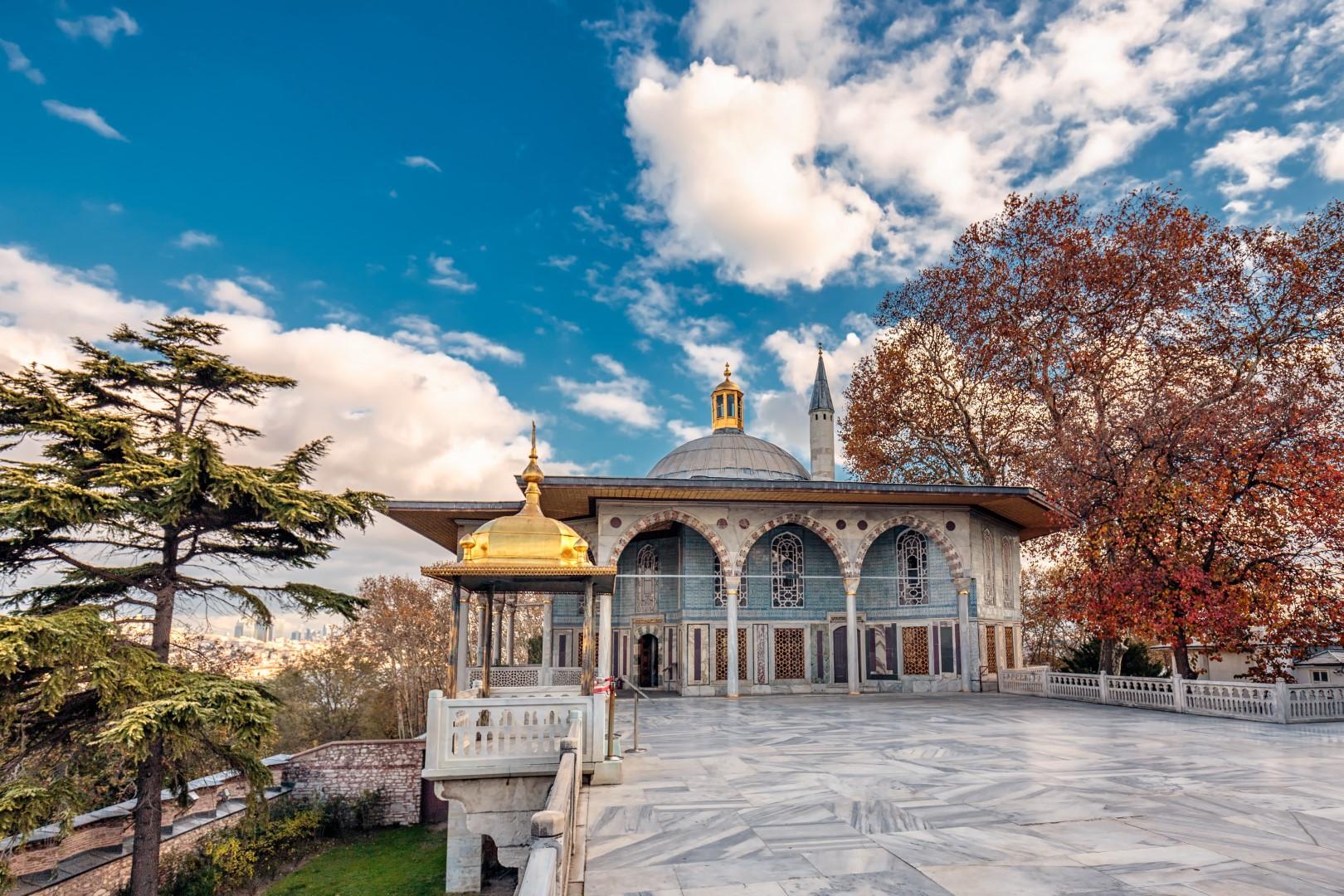 Istanbul - prodloužený víkend #3