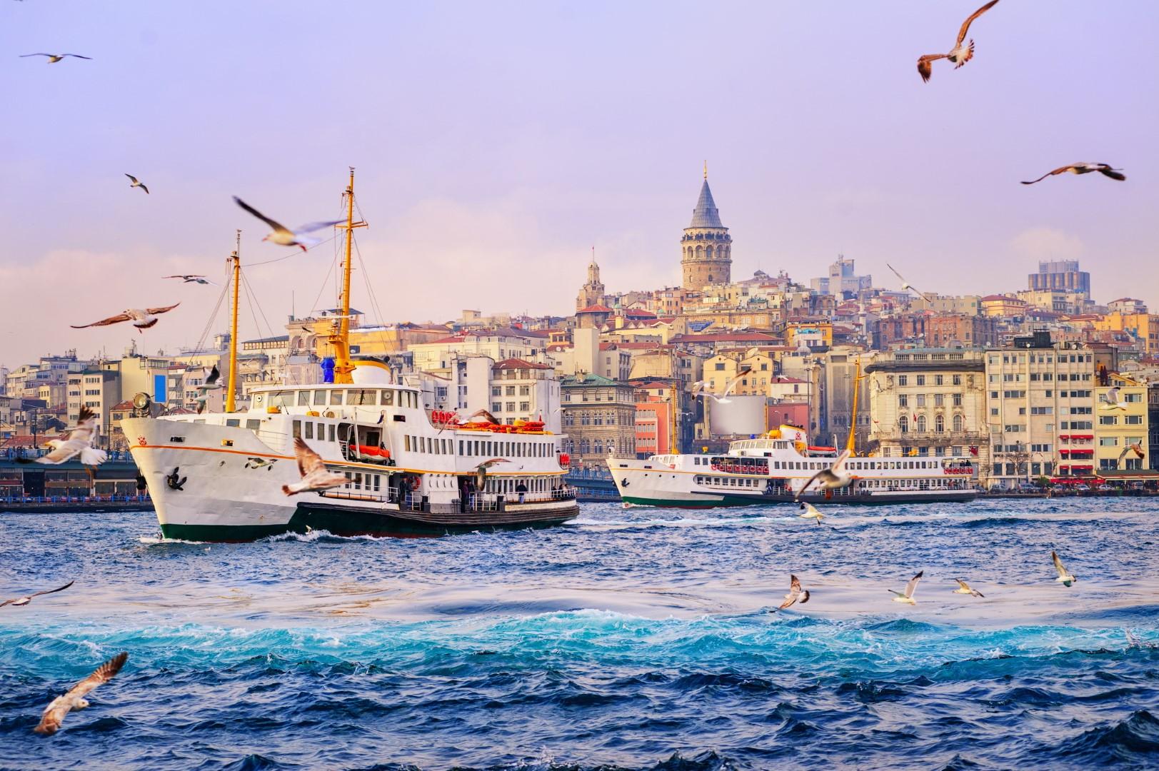 Istanbul - prodloužený víkend #4
