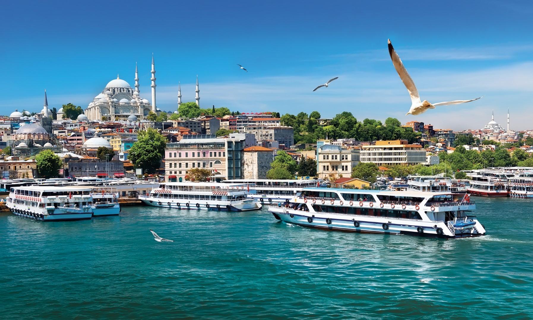 Istanbul - prodloužený víkend #6