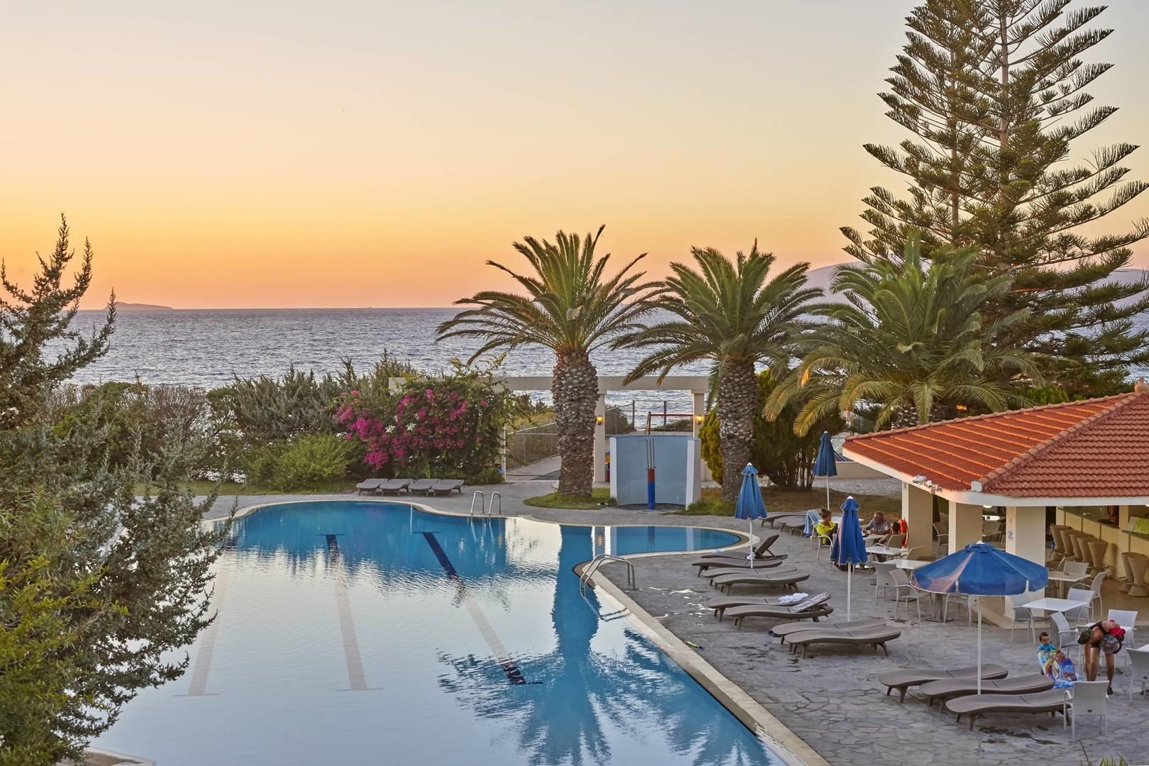 Hotel Ammos Beach Resort