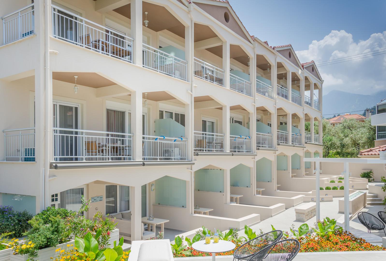 Hotel Aelia Villa