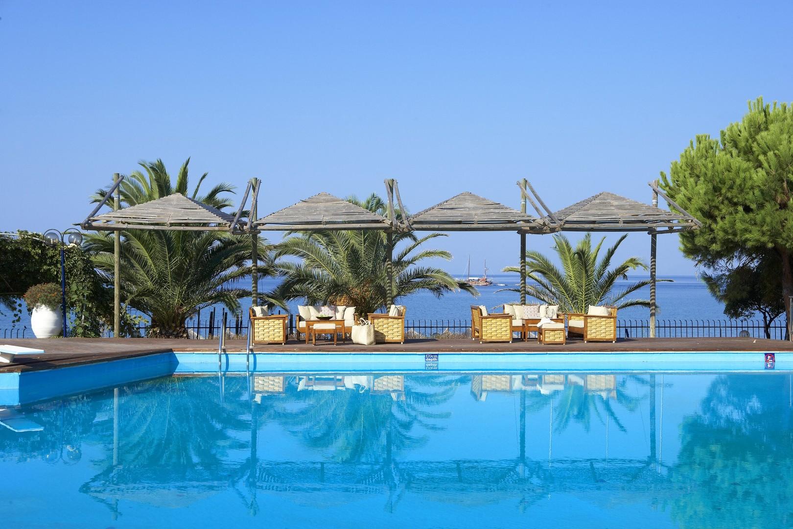 Hotel Kamari Beach #2
