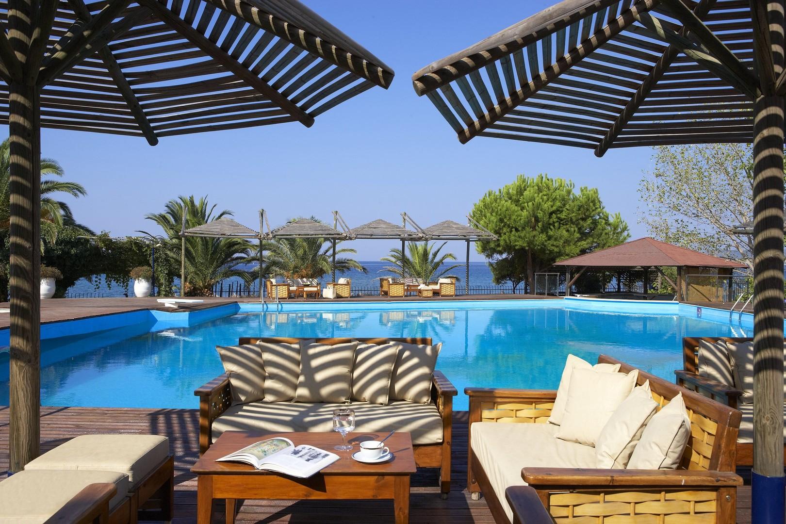 Hotel Kamari Beach #4