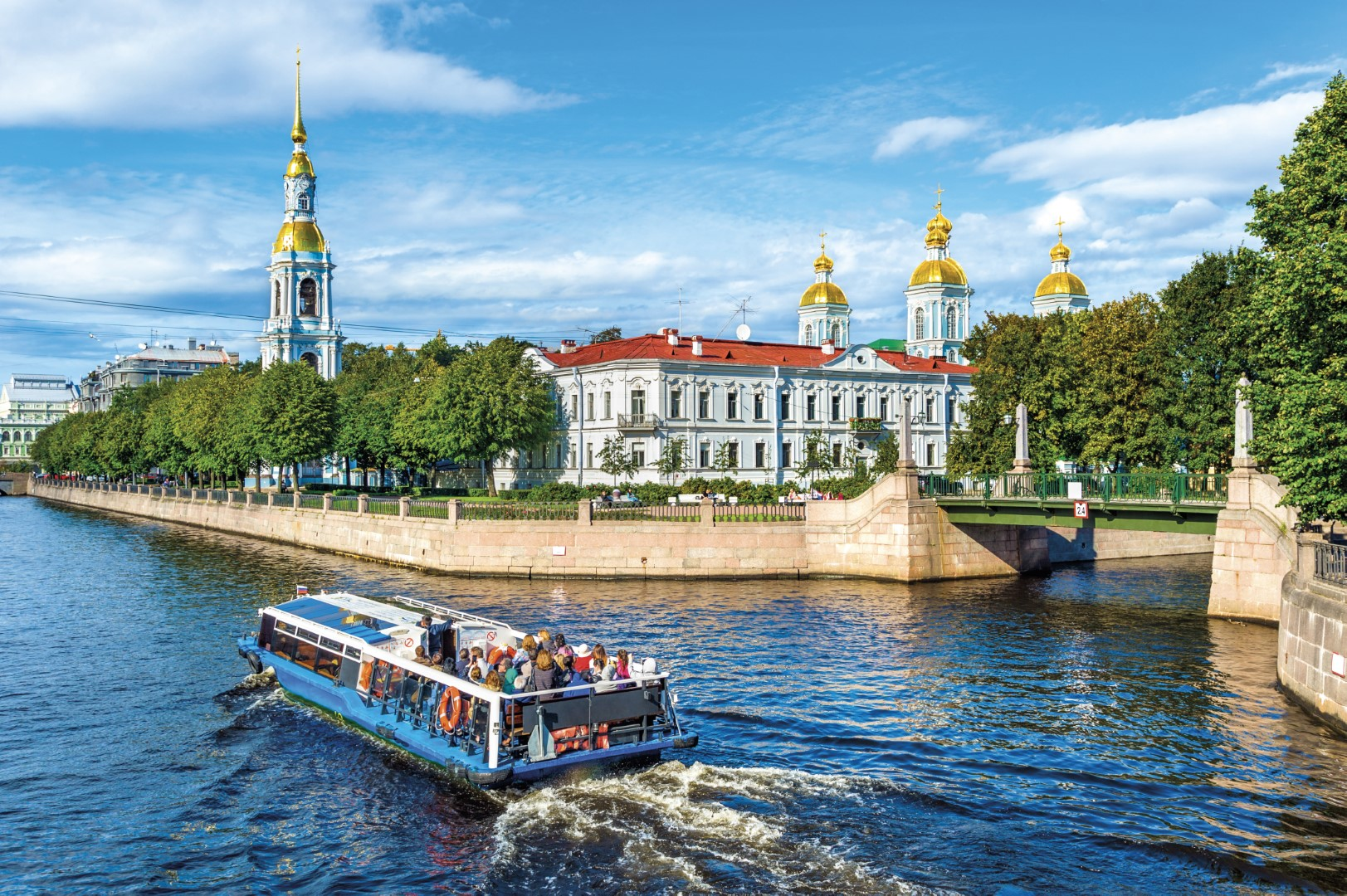 Petrohrad a Novgorod
