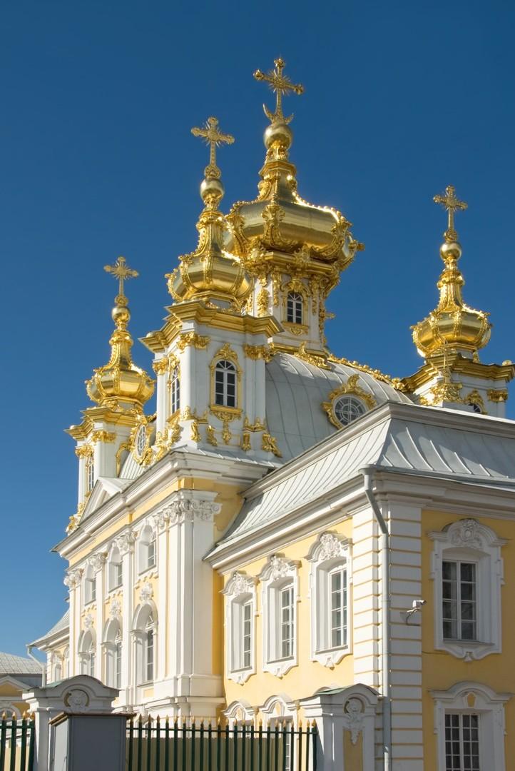 Petrohrad víkendy 4 dny #2