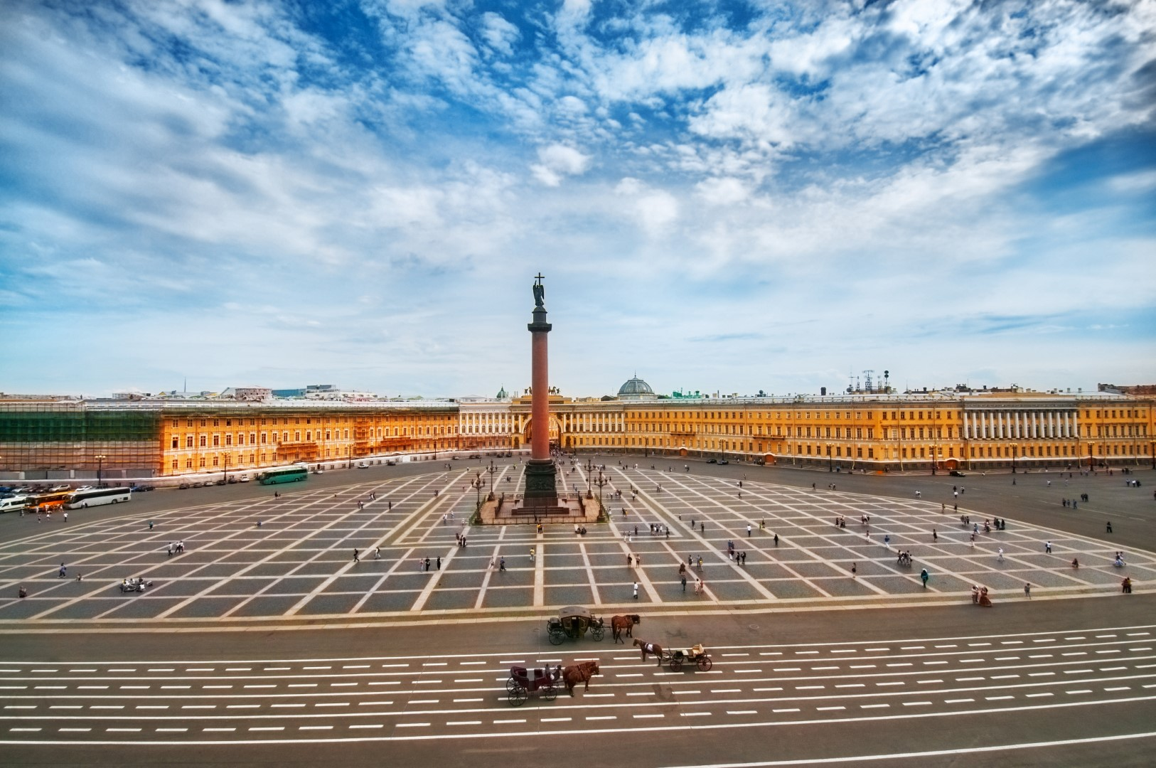 Petrohrad víkendy 4 dny #3