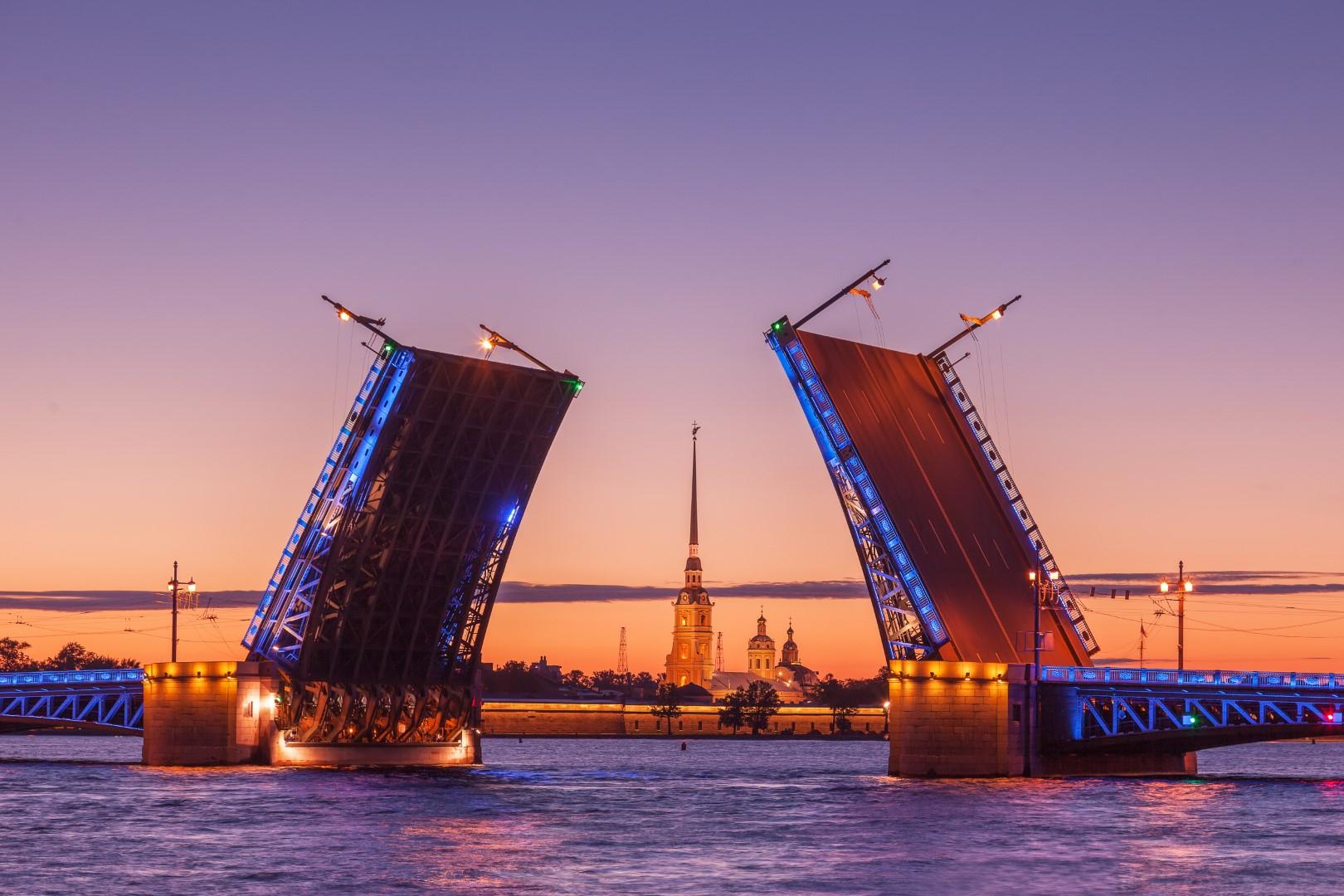 Petrohrad víkendy 4 dny #4