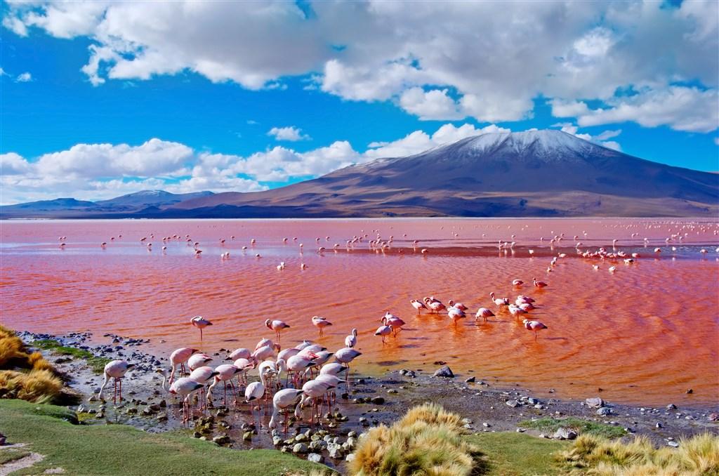 Peru - Bolívie - Chile