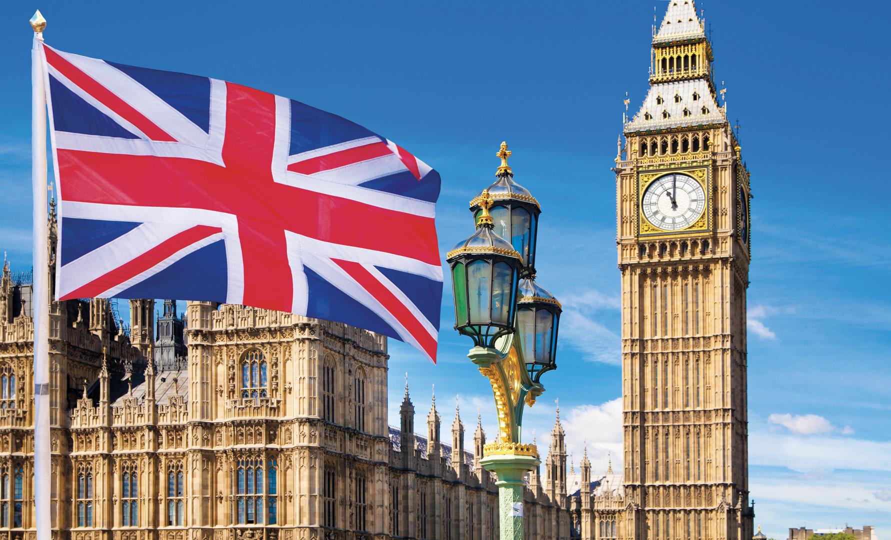 Letecké víkendy v Londýně