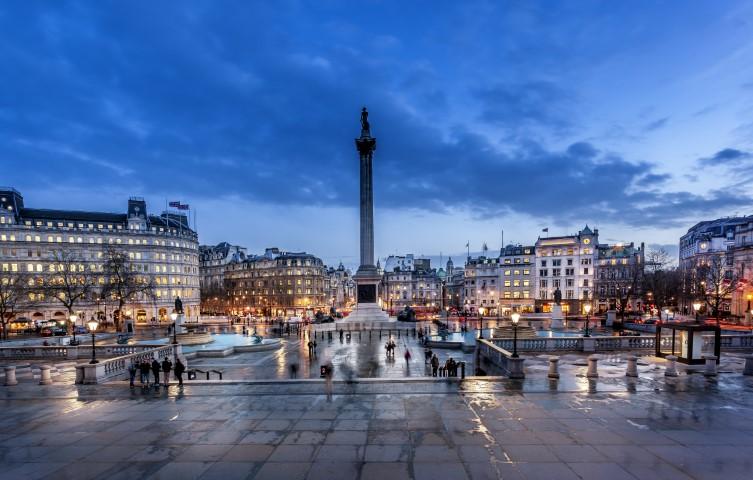 Letecké víkendy v Londýně #3
