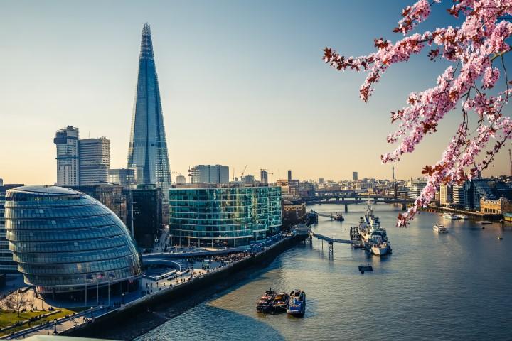 Letecké víkendy v Londýně #6