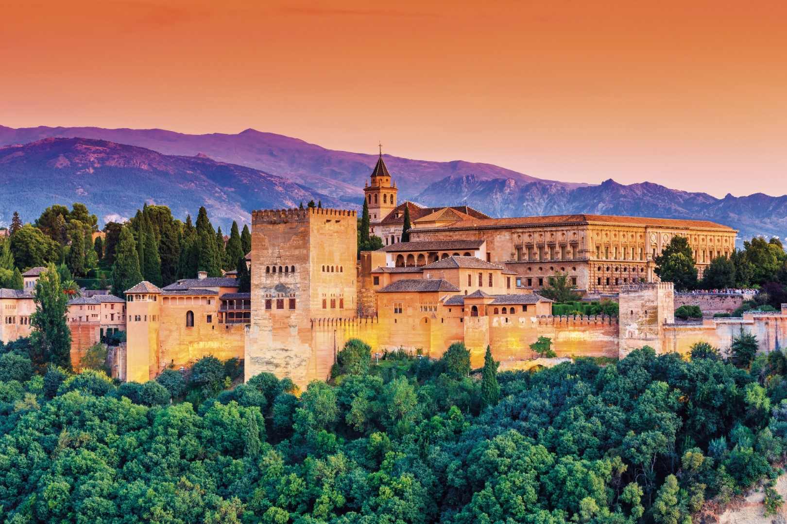 Velký okruh po španělském království letadlem #3