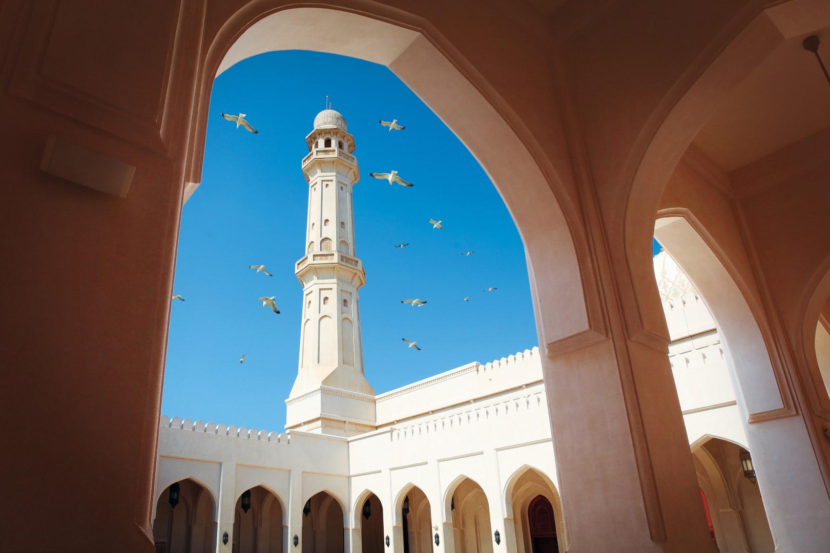 Pouští a oázami za krásami Ománu #6