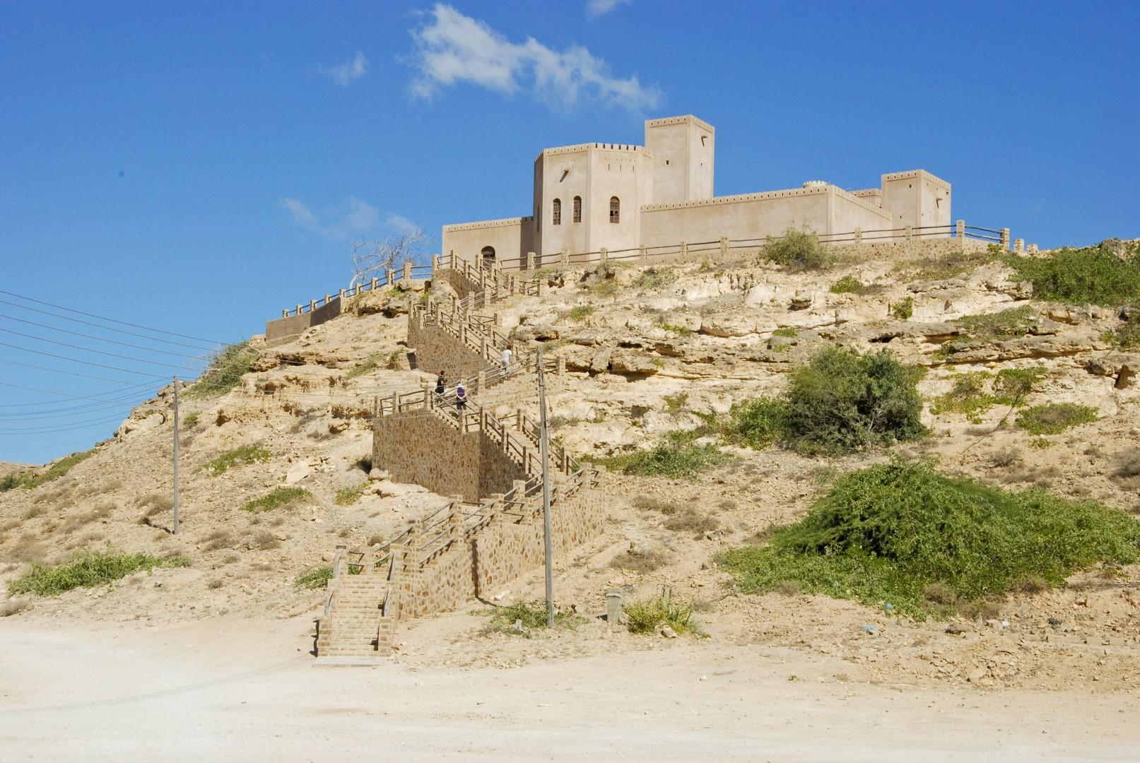 To nejlepší z Ománu s pobytem u moře #6