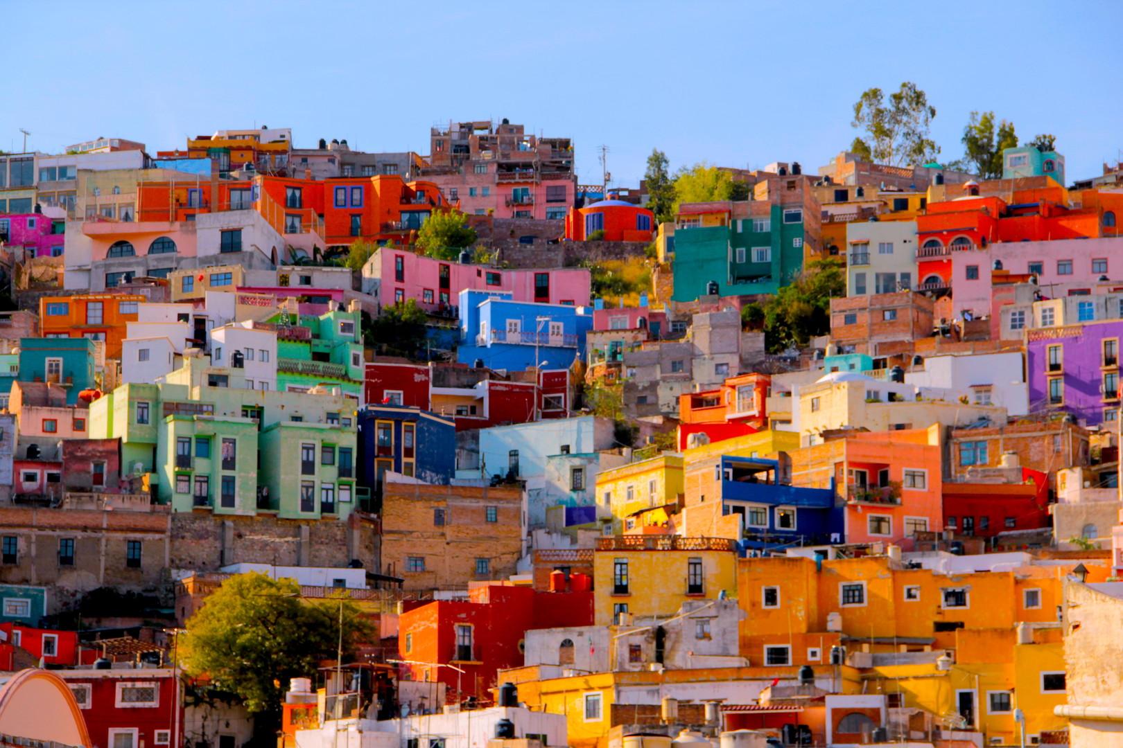 Koloniální města & Día de los Muertos