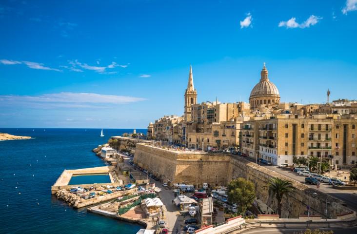 Nejhezčí místa Malty - Hotel 3* Sunflower
