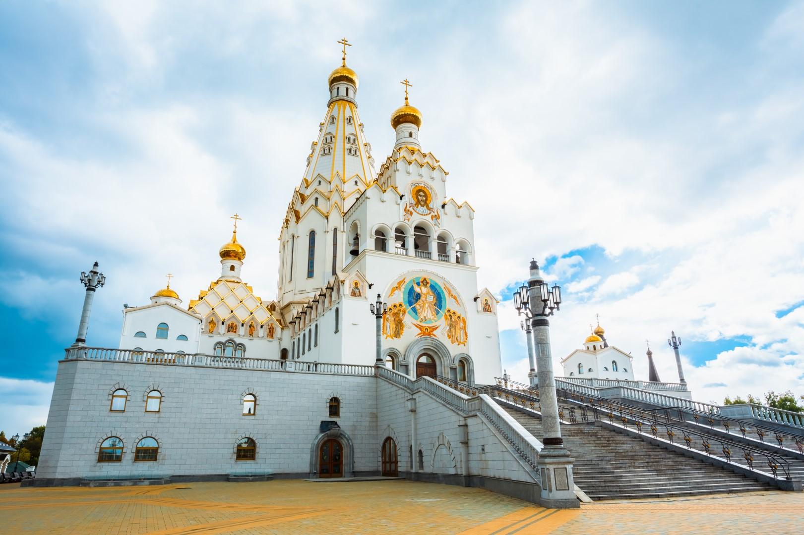 Minsk - letecký víkend
