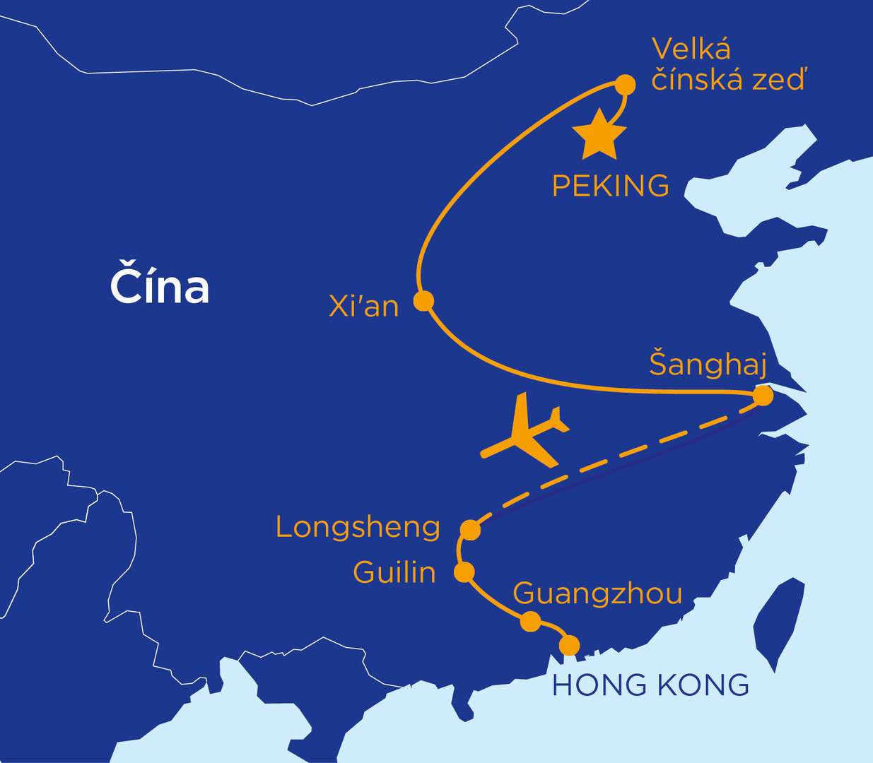 Klenoty velké Číny s návštěvou Hong Kongu #2