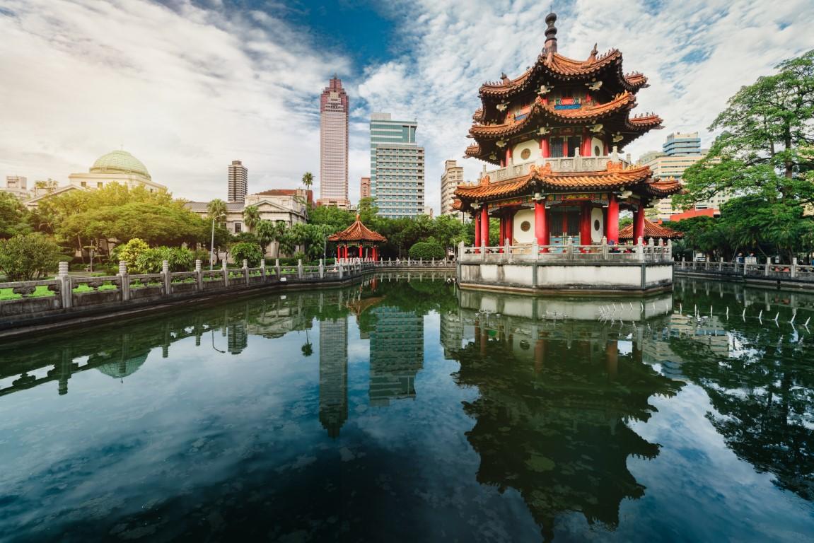 Peking - Šanghaj - Taipei - Hong Kong - Makao