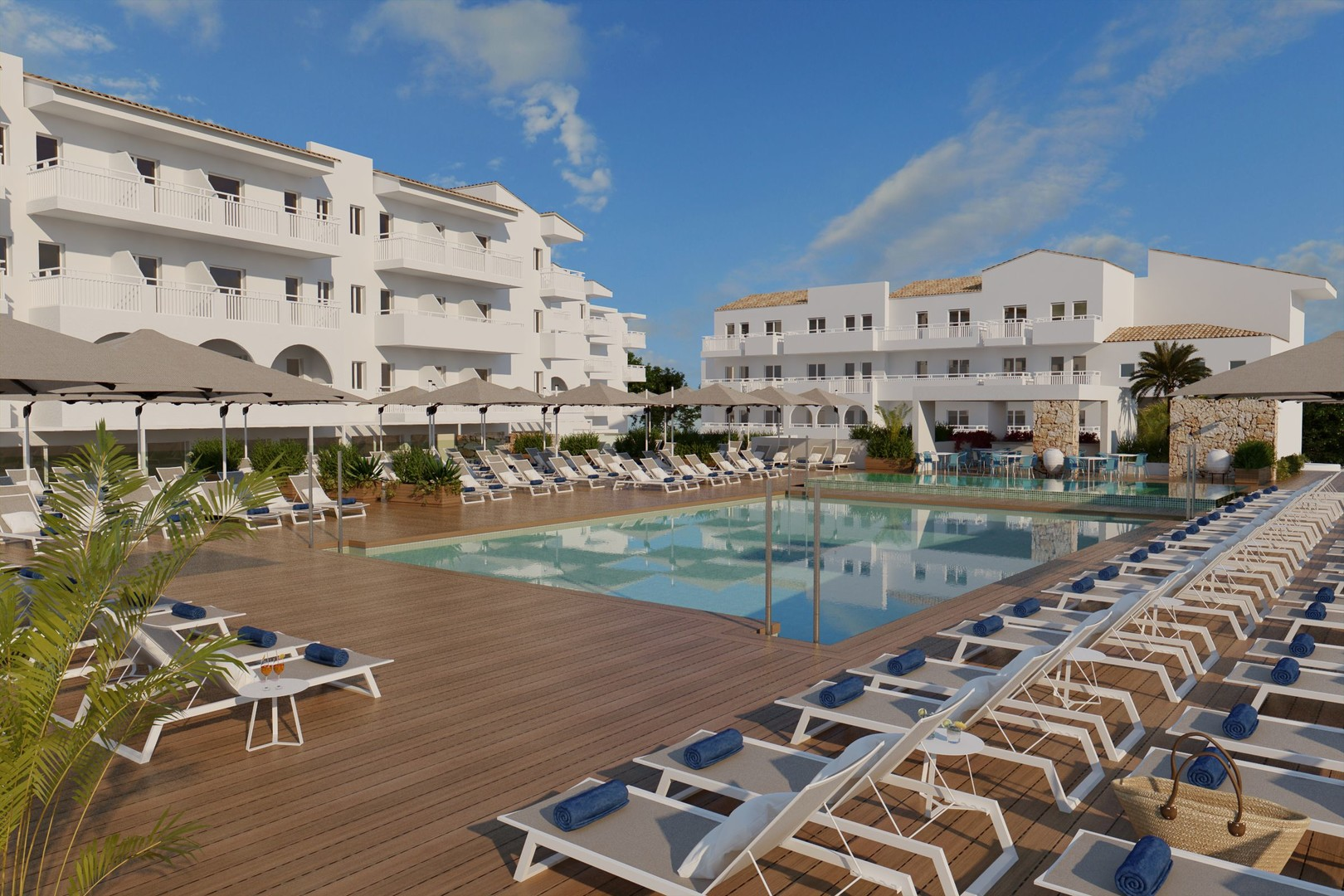Hotel Barcelo Ponent Playa #2