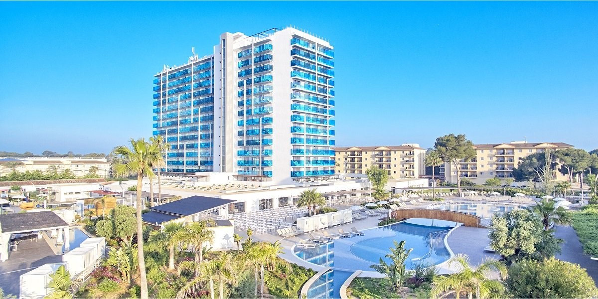 Hotel BG Tonga Design & Suites Tower