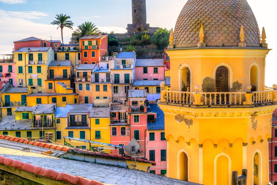 Prodloužené víkendy v toskánských metropolích s návštěvou Cinque Terre
