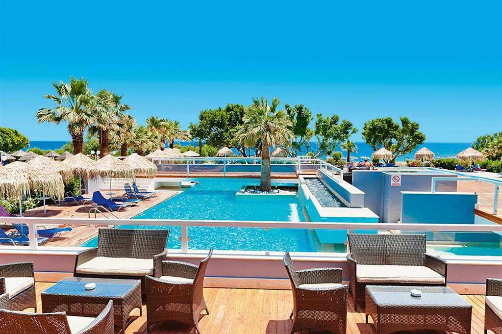 Hotel Blue Sea Beach Resort #2